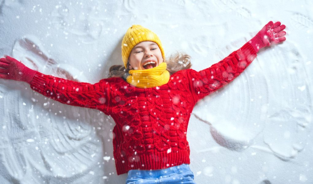 10 Fun Ways to Play in the Snow