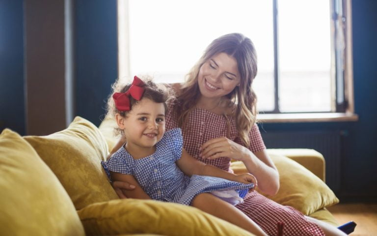 Why Stay at Home Moms Should Get Dressed Every Day