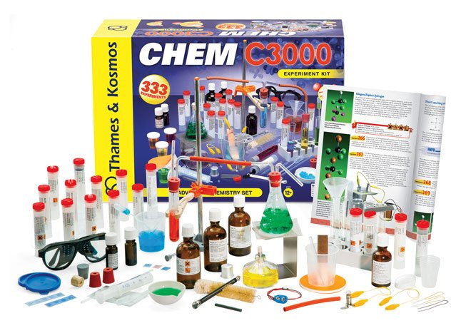 Gifts to give any kid - science kits