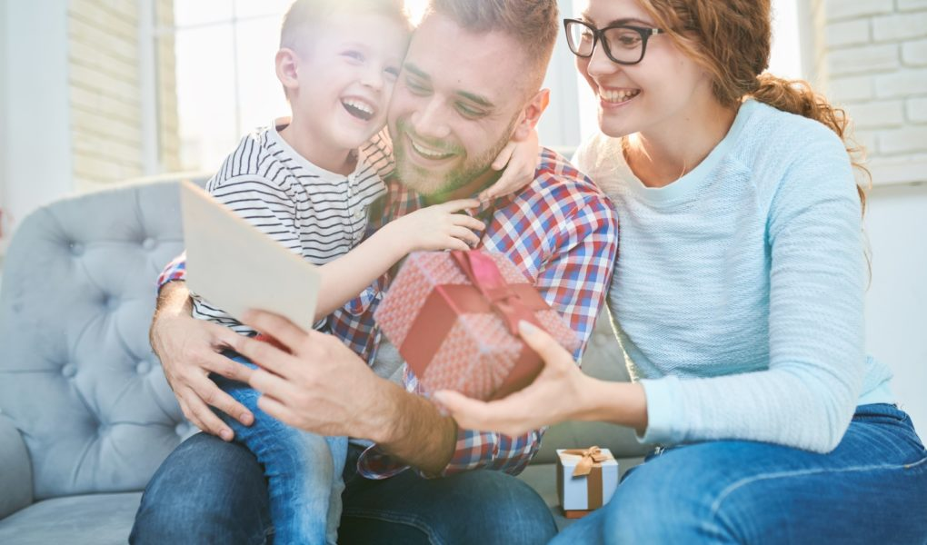 Clutter Free Gifts for Dad
