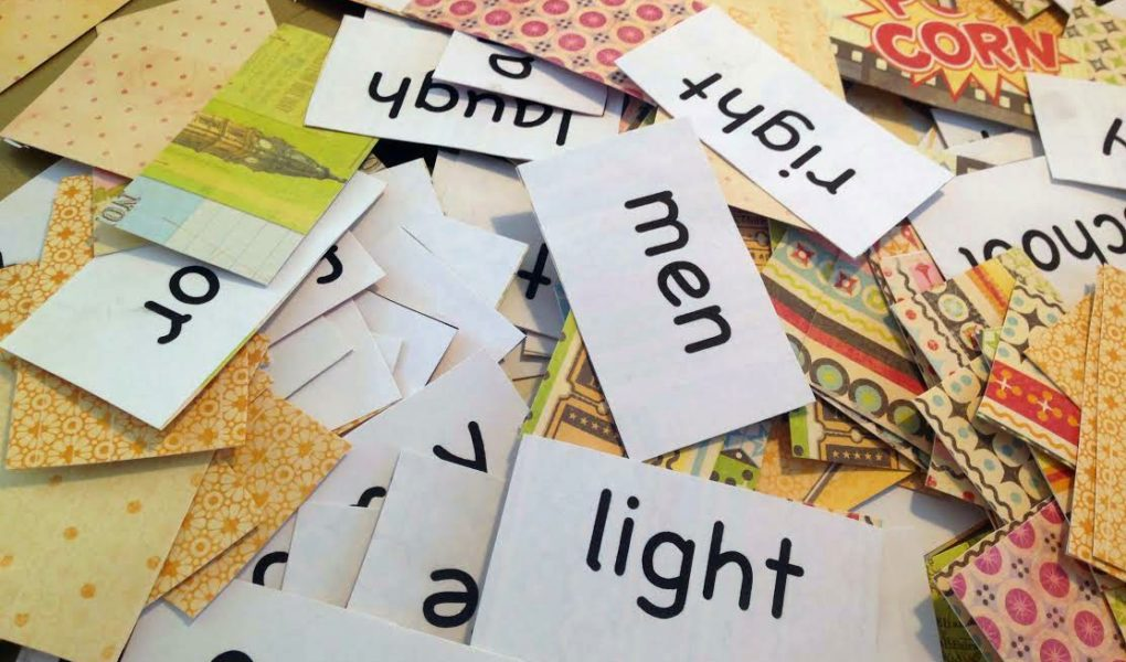 DIY Sight Word Flashcards - Prairie Mommy