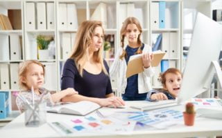 Ideas to keep kids busy while you work from home