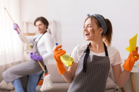 How to Make Housework More Fun