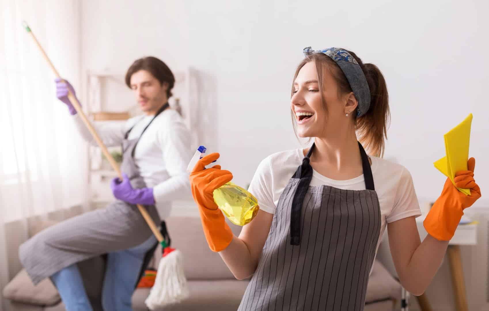 How to Make Housework More Fun