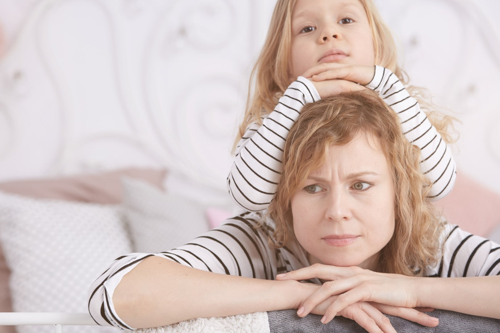 Ways to be Calmer as a Stay at Home Mom