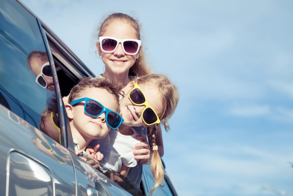 Things to pack in your camper for kids