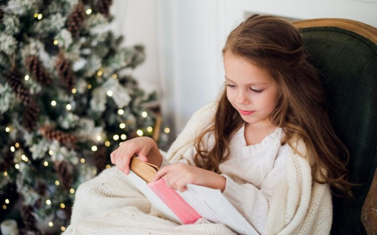 Christmas Themed Chapter Books for Kids