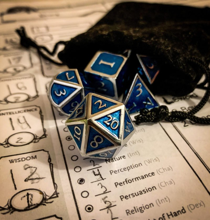Dungeons & Dragons gifts for a D&D Party