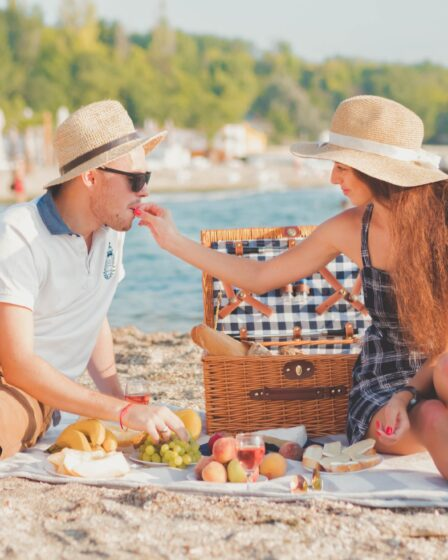 The Best Picnic Blankets for the Park or Beach
