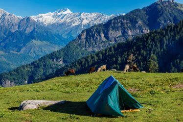 Best spots to set up your tents in India